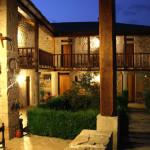 casa rural Sarria lugo